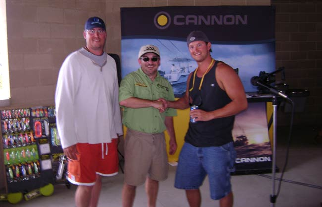 Second Place Finish - Sturgeon Bay Fishing Tournament