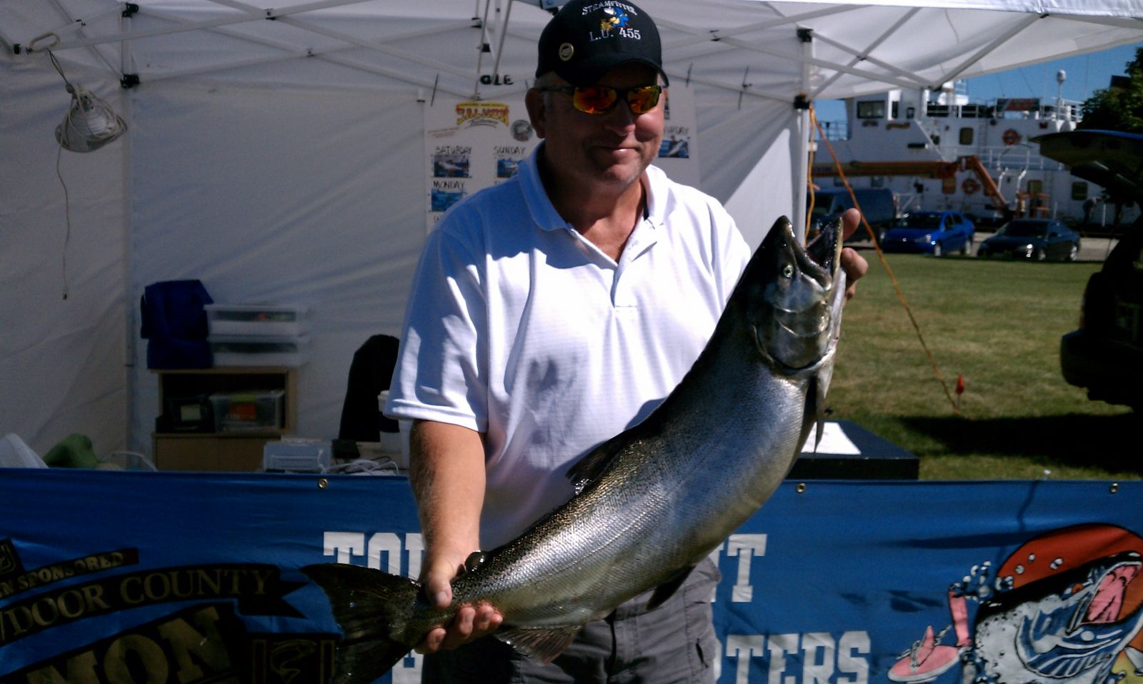 K D Salmon Tournament Sturgeon Bay Outdoors ...